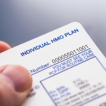 Make it a habit to update providers with your insurance cards every year.