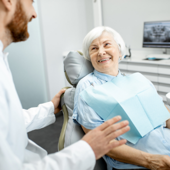Before you retire take stock of your oral health.